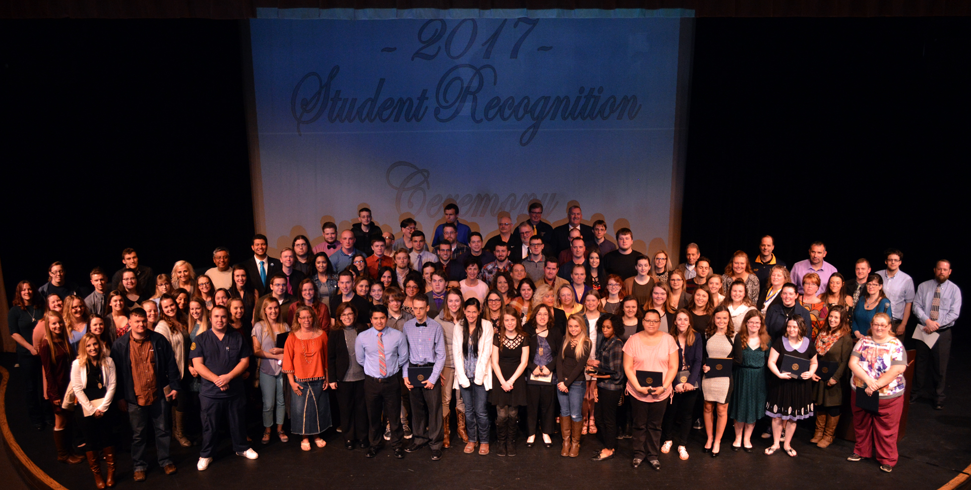 SC4 honors 166 students at Student Recognition Ceremony