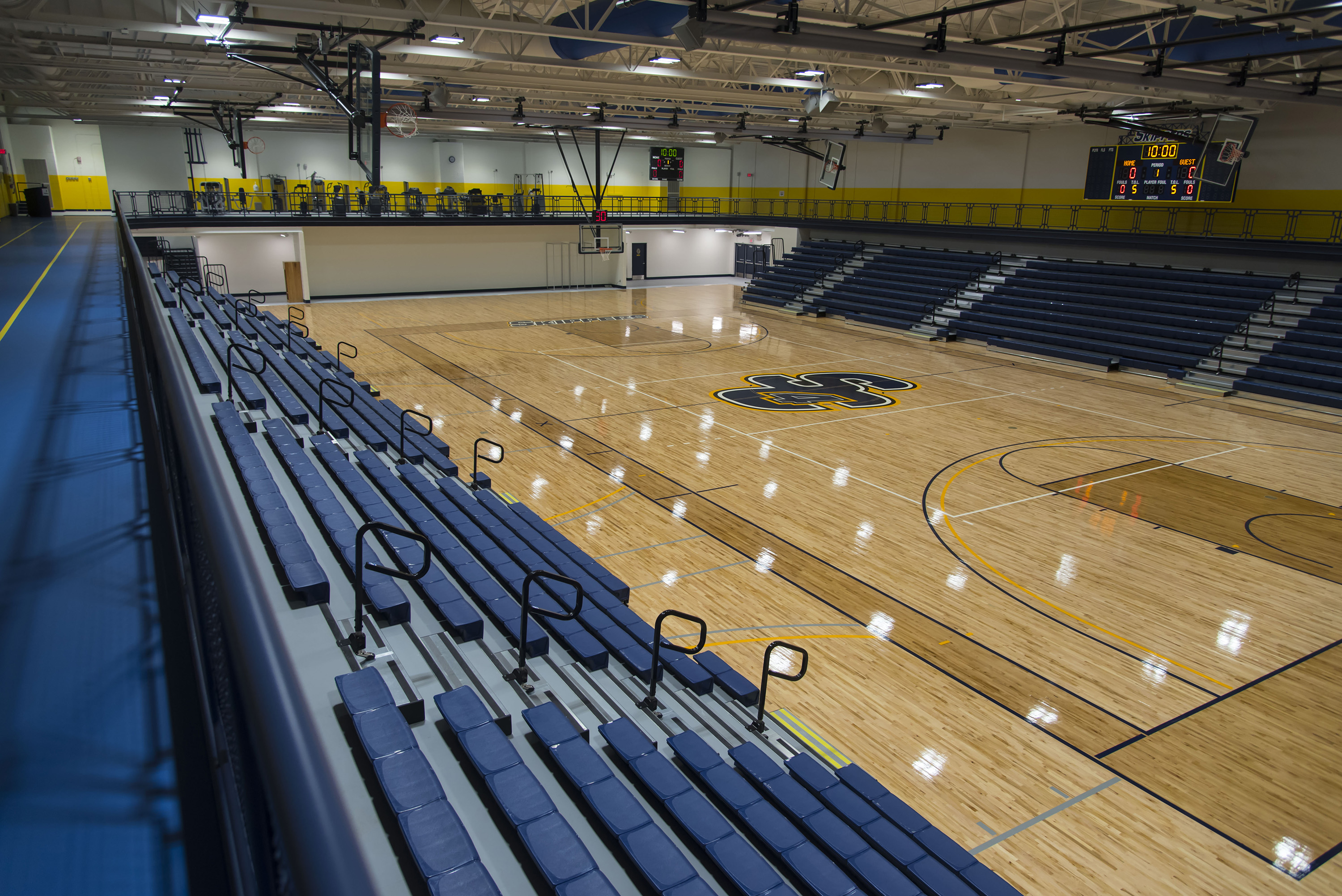 St. Clair County Community College, Port Huron High School to host 2019 MHSAA basketball quarterfinals