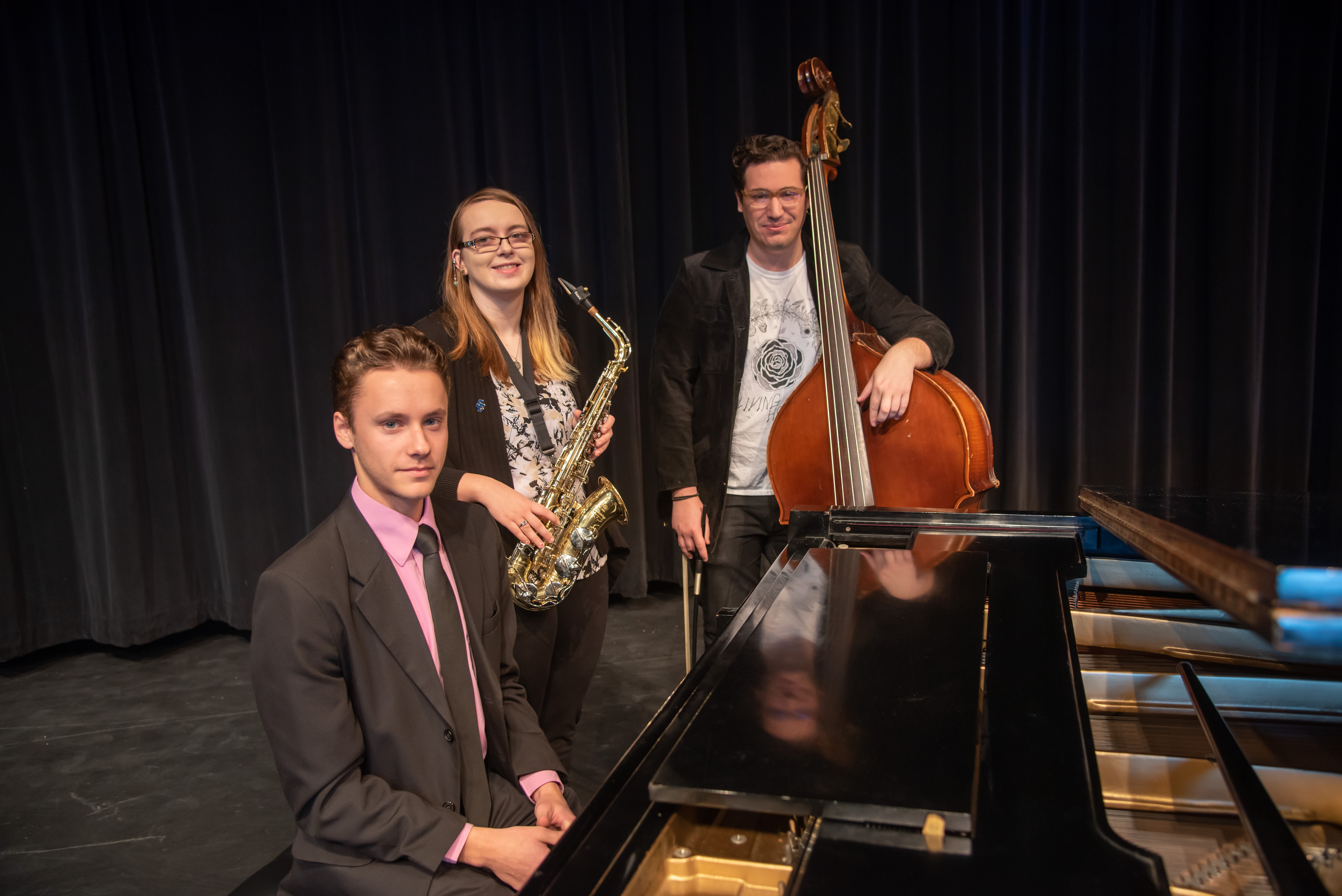 SC4 students come together for special performance to open free Thursday concert Dec. 6