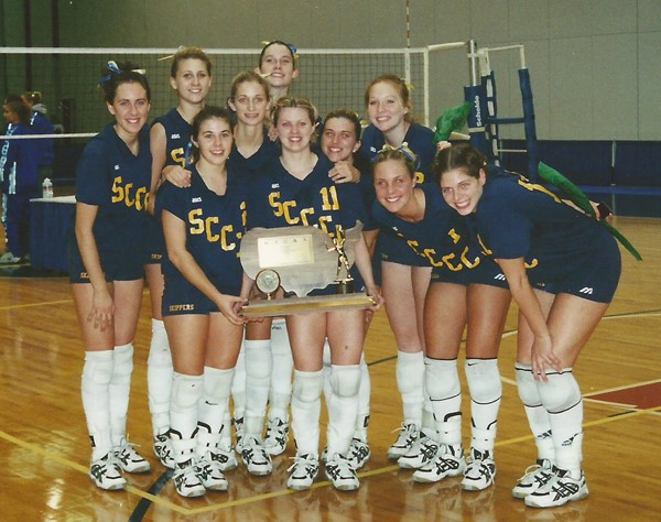 2000 Volleyball Team