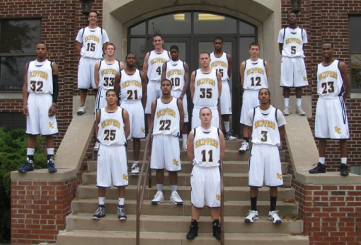 2009-10 Men's Basketball Team