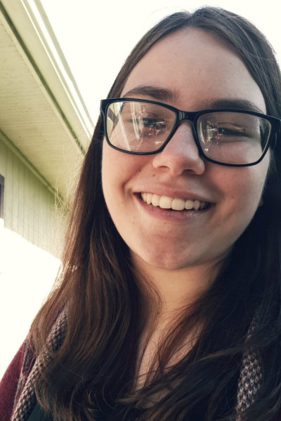 TRIO Student of the Month: Mackenzie Hiller