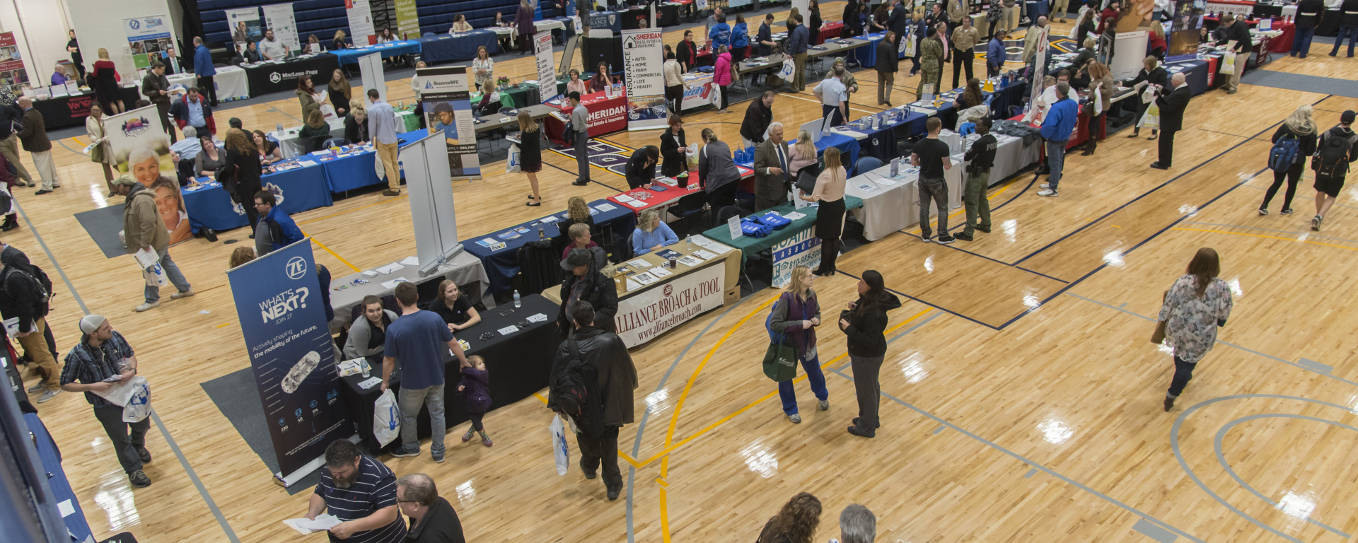 SC4 Career Fair to welcome 100 employers to campus April 11