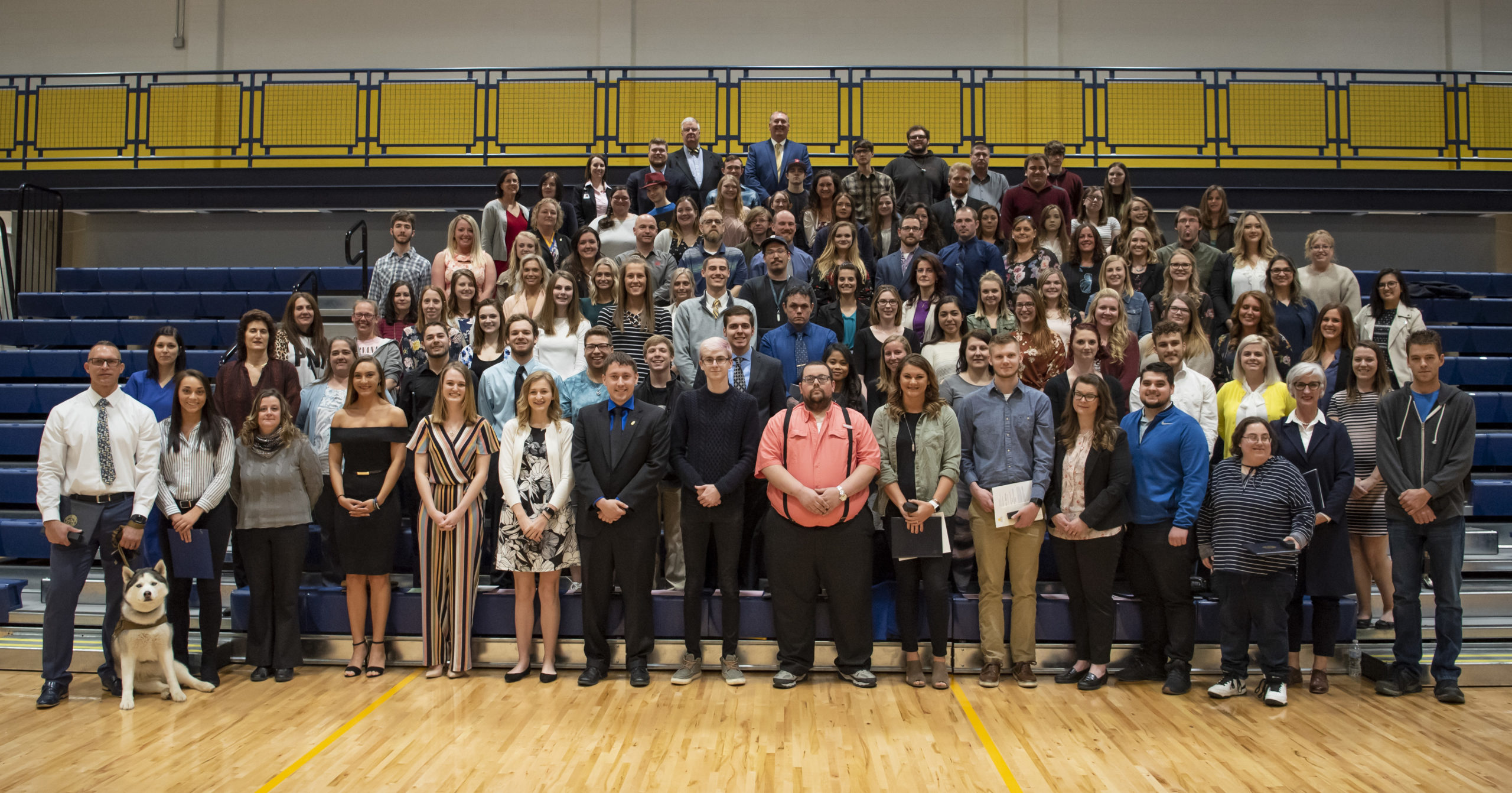 SC4 honors more than 150 students at annual Student Recognition Ceremony