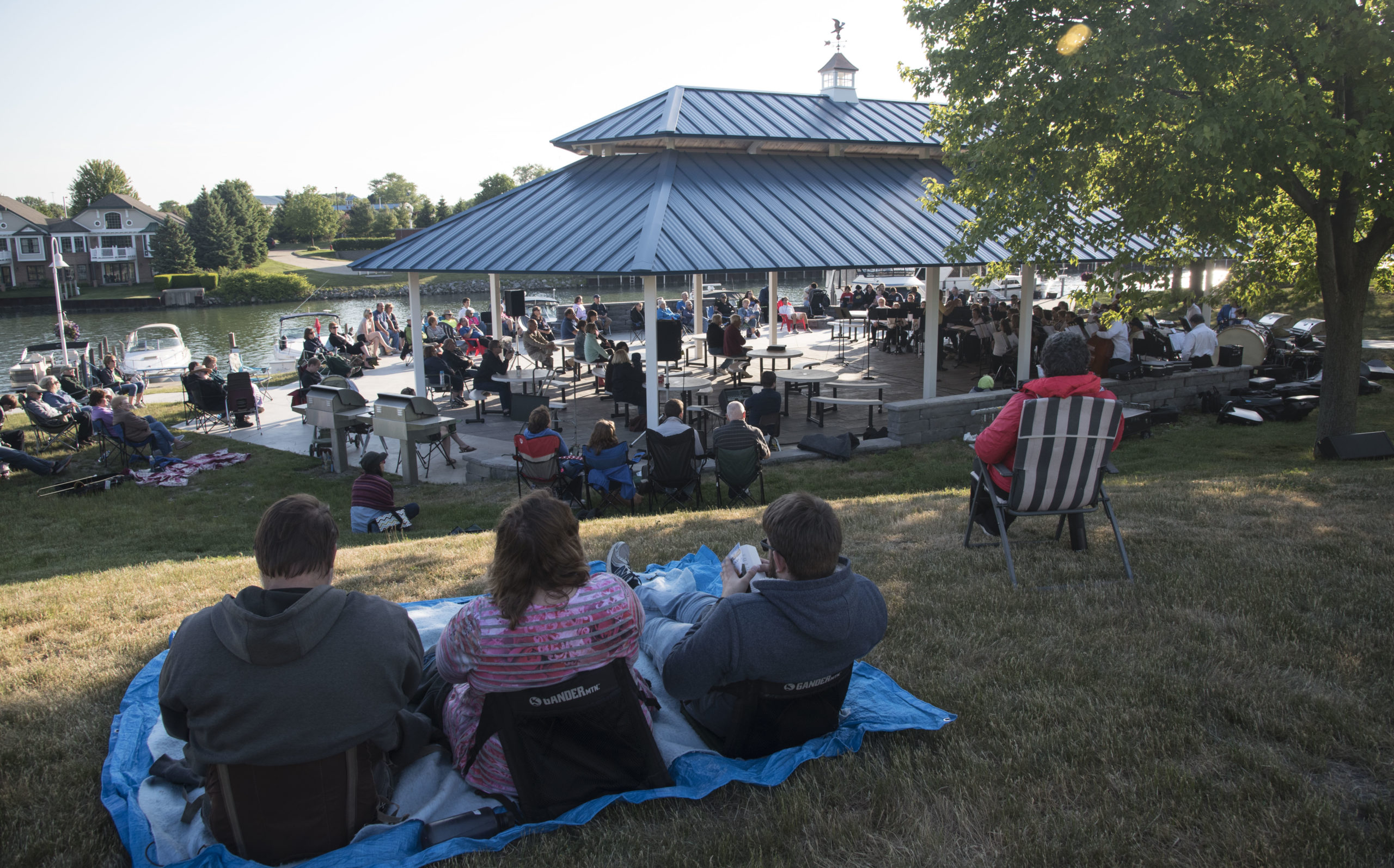 SC4 bands to play concerts on the water this summer