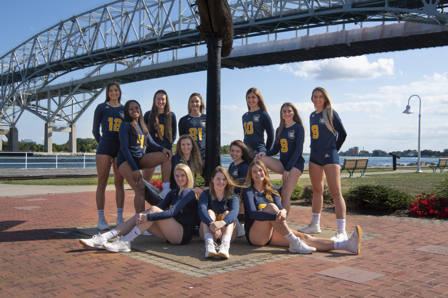 2019 SC4 Skippers Volleyball team
