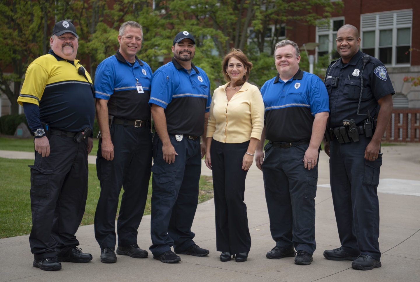 Campus Safety personnel