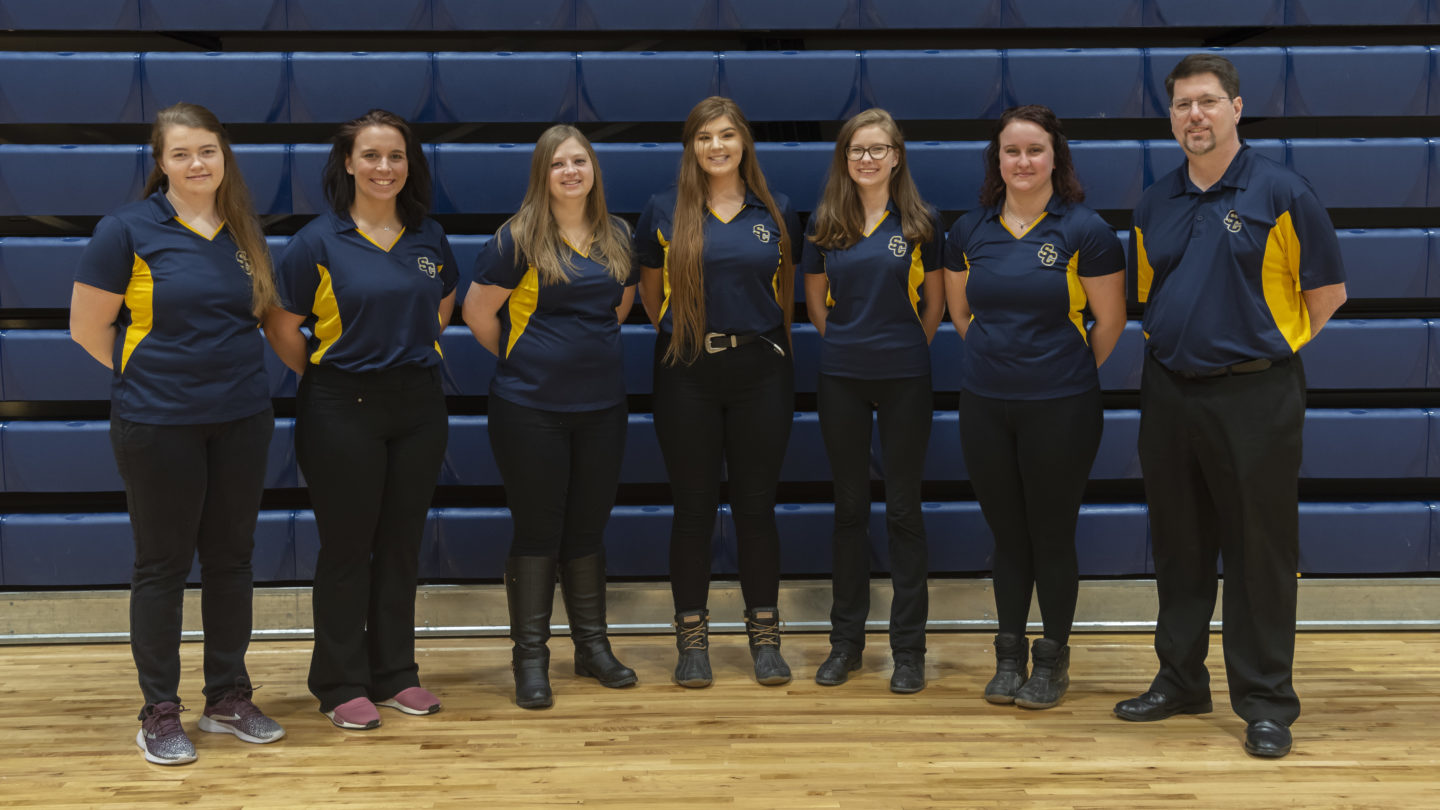 Skippers Womens Bowling Team