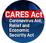 CARES ACT Logo
