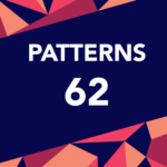 Cover of the 62nd Patterns Magazine