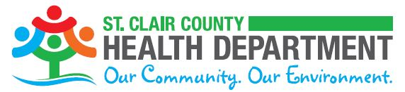 St. Clair County Health Department logo