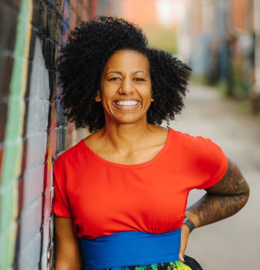 Social justice educator Jen Fry to speak to SC4 campus community Oct. 9