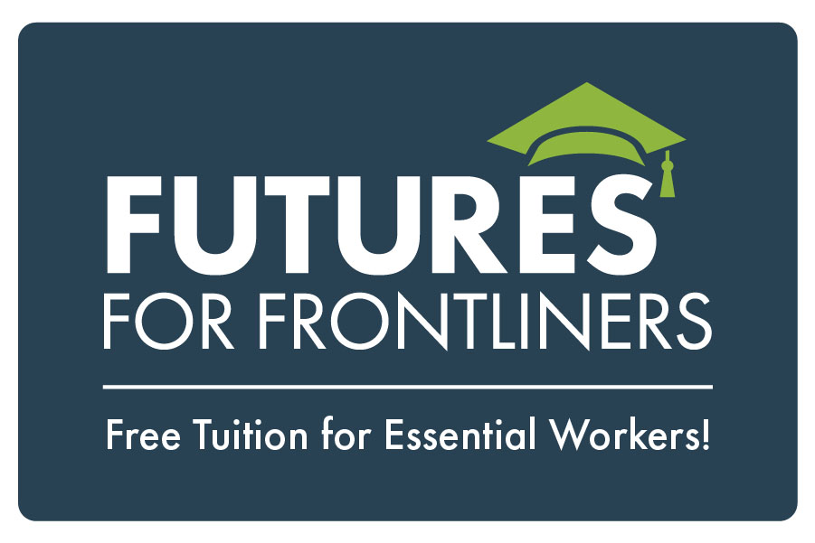 Learn more about Future for Frontliners state scholarship program