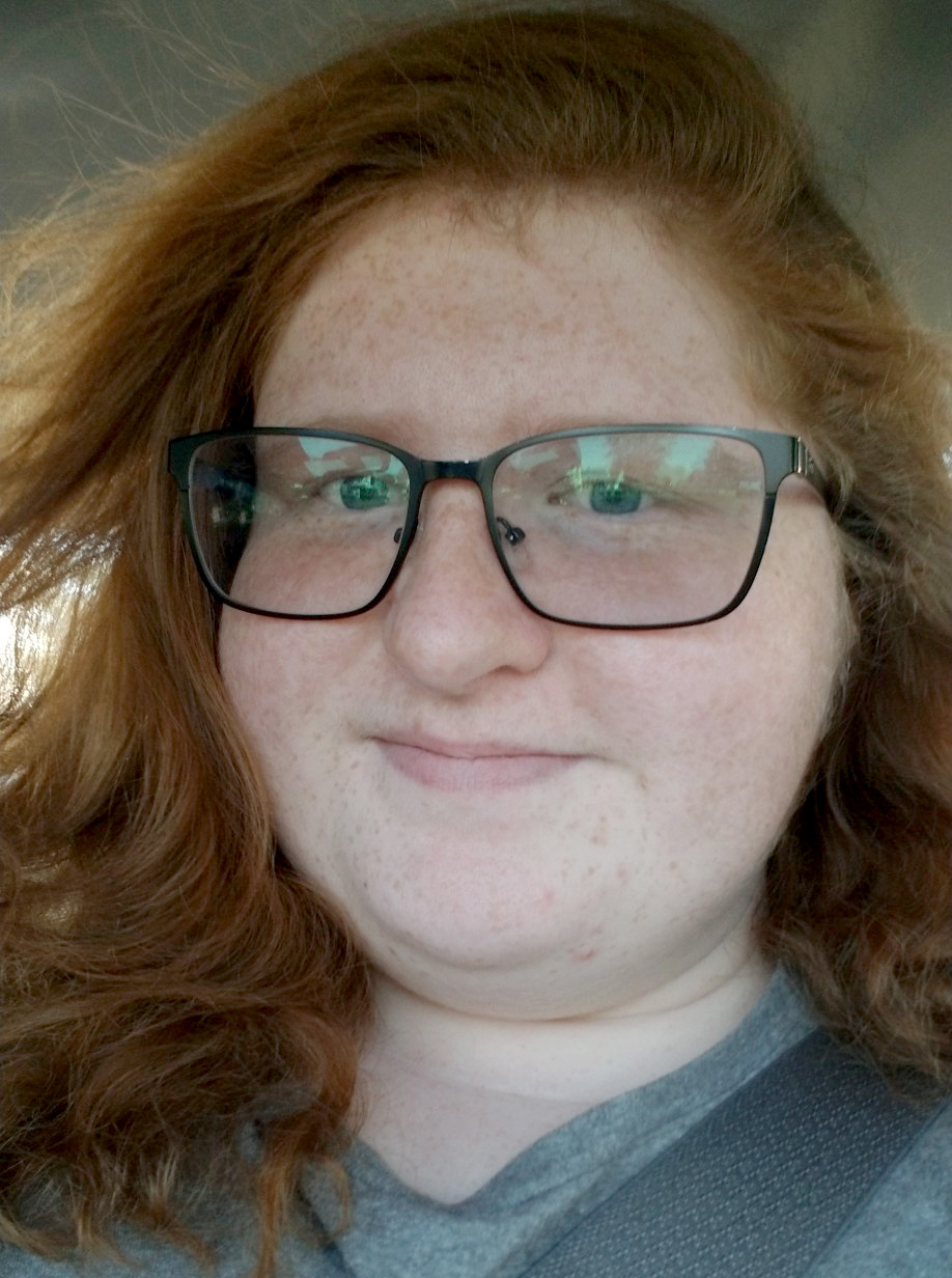 TRIO Student of the Month — Rachel Fredendall